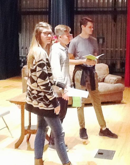 Thespian Society Kicks Off With Nit Wits 1
