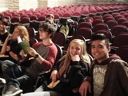 Thespian Society Kicks Off With Nit Wits