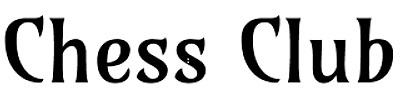 Logo of Chess Club