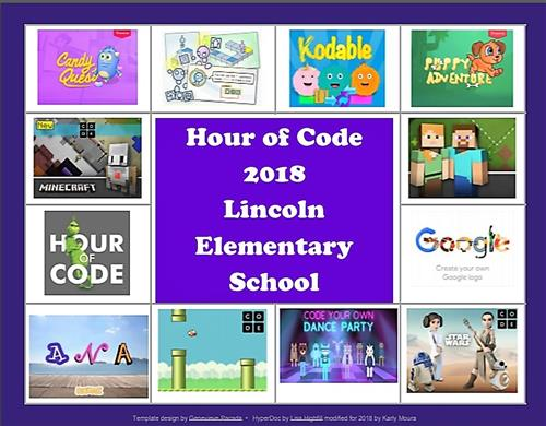 Dancing Through an Hour of Code